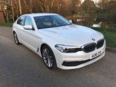 2018 BMW 530E 2.0 SE HYBIRD SALOON AUTOMATIC