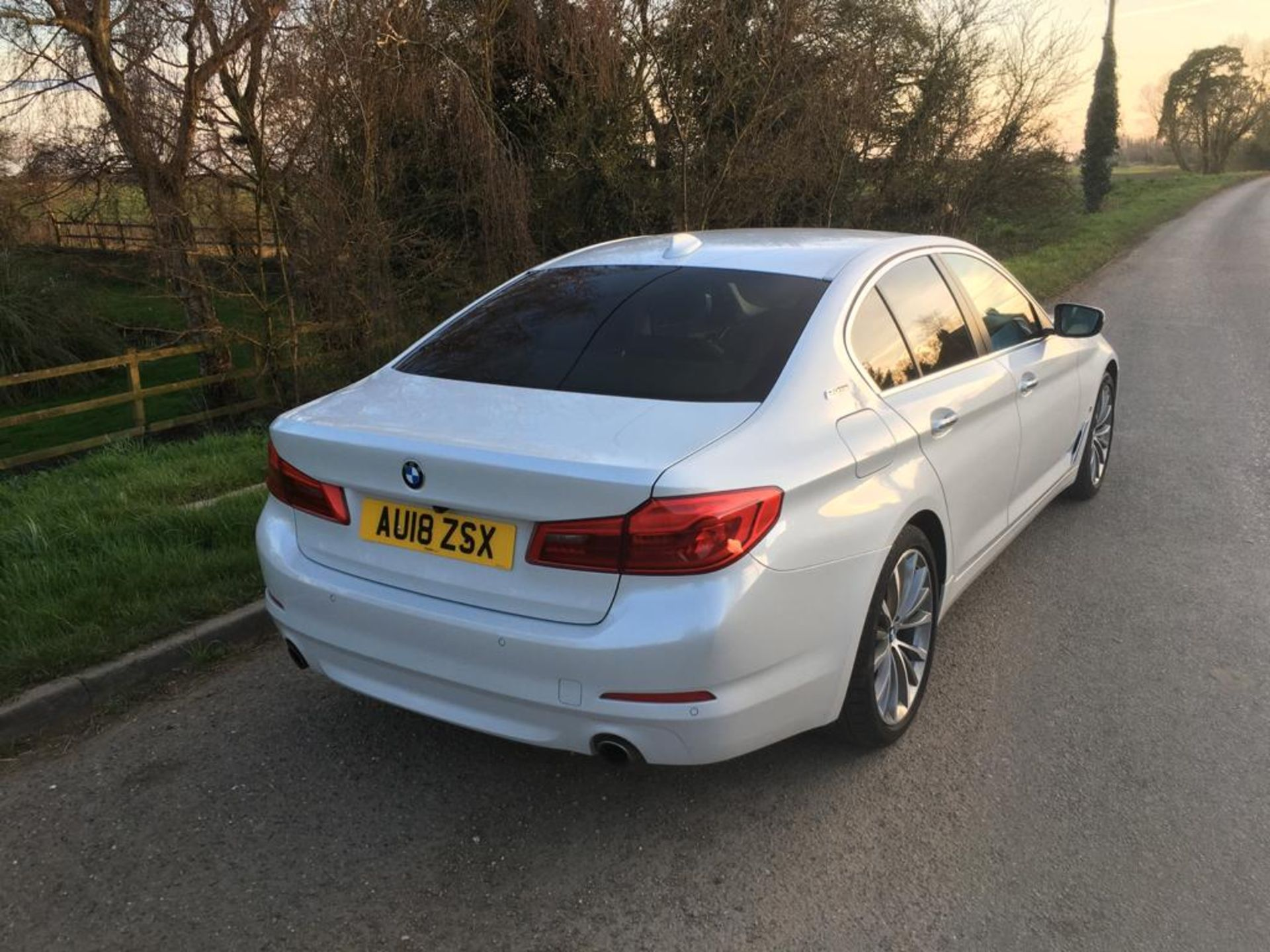 2018 BMW 530E 2.0 SE HYBIRD SALOON AUTOMATIC - Image 4 of 34