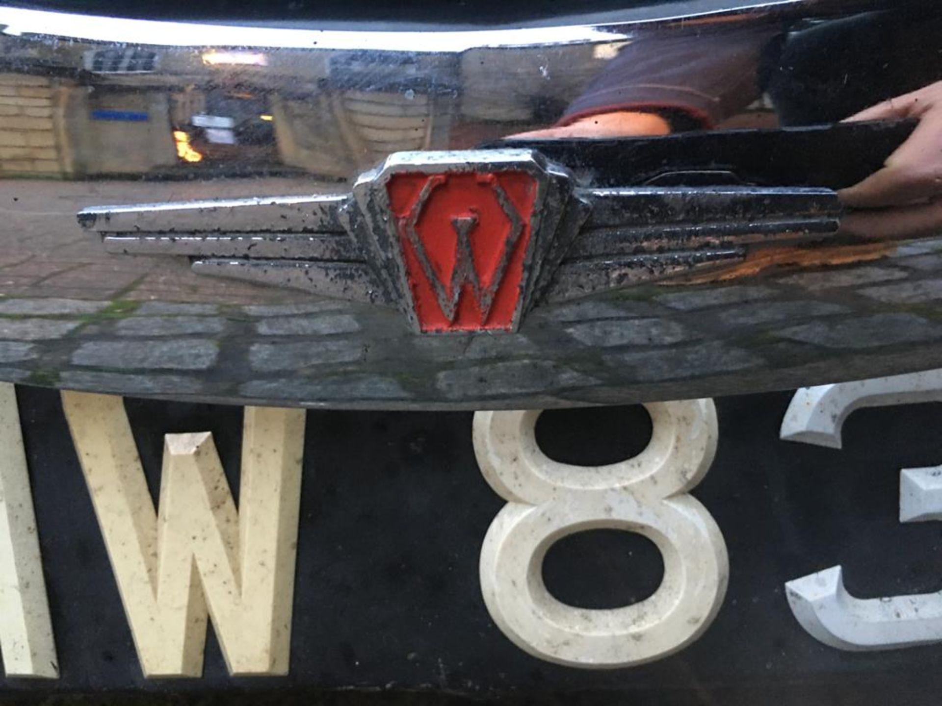 1938 WOLSELEY 25 CLASSIC 4.0 - Image 19 of 35