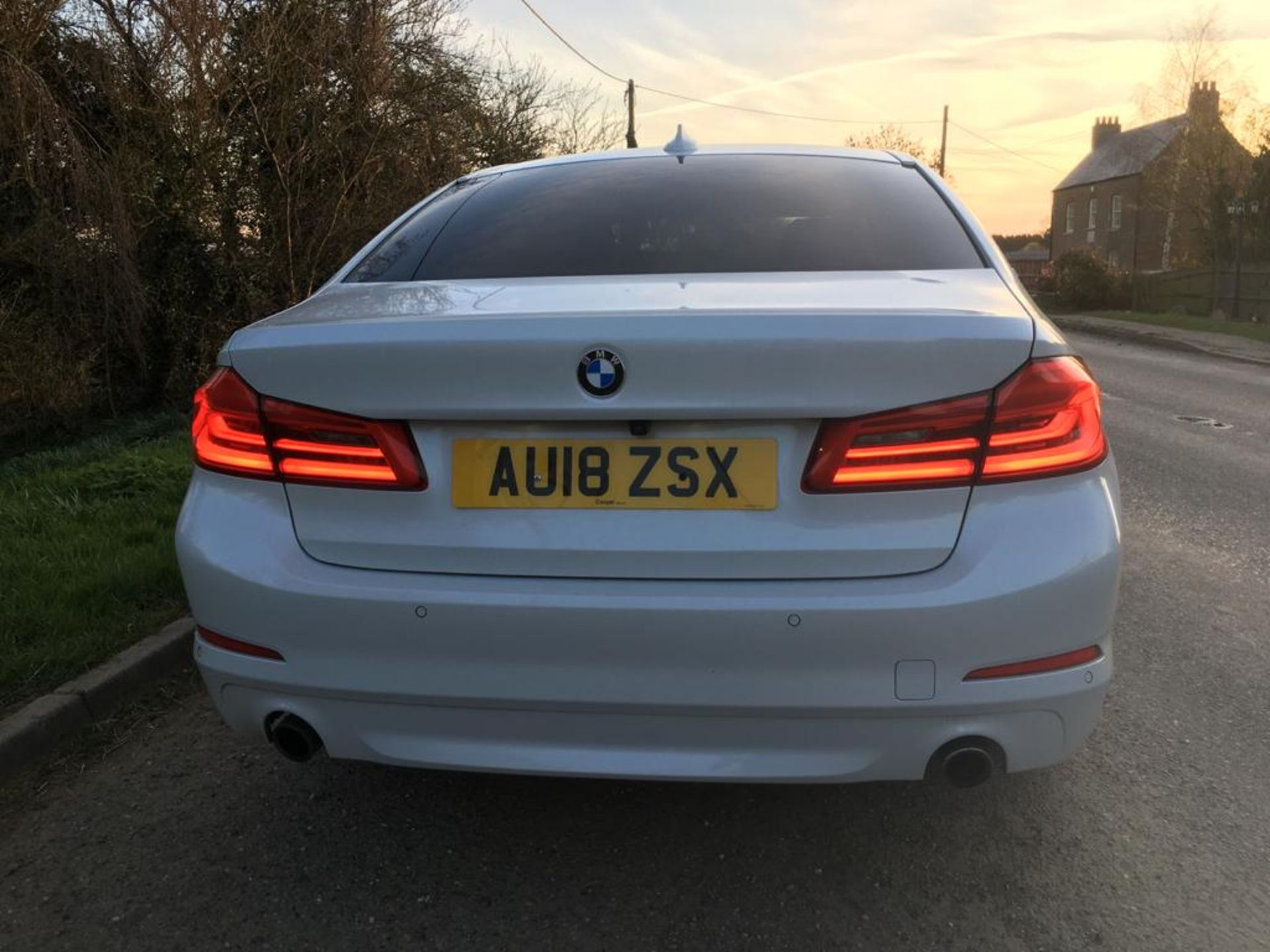 2018 BMW 530E 2.0 SE HYBIRD SALOON AUTOMATIC - Image 8 of 34
