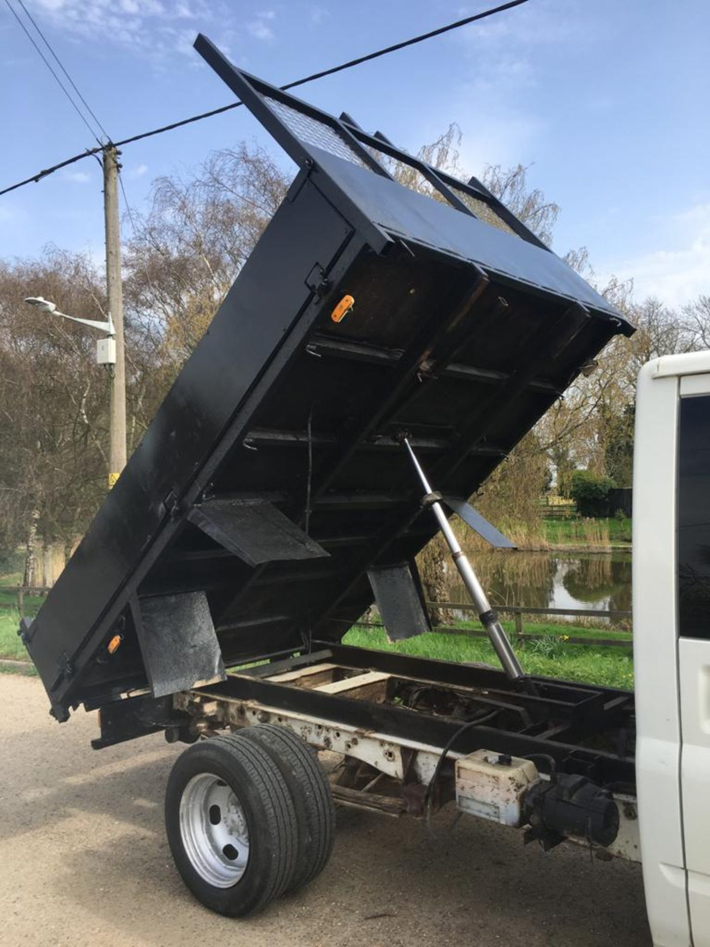 2006 FORD TRANSIT DOUBLE CAB TIPPER - Image 6 of 22