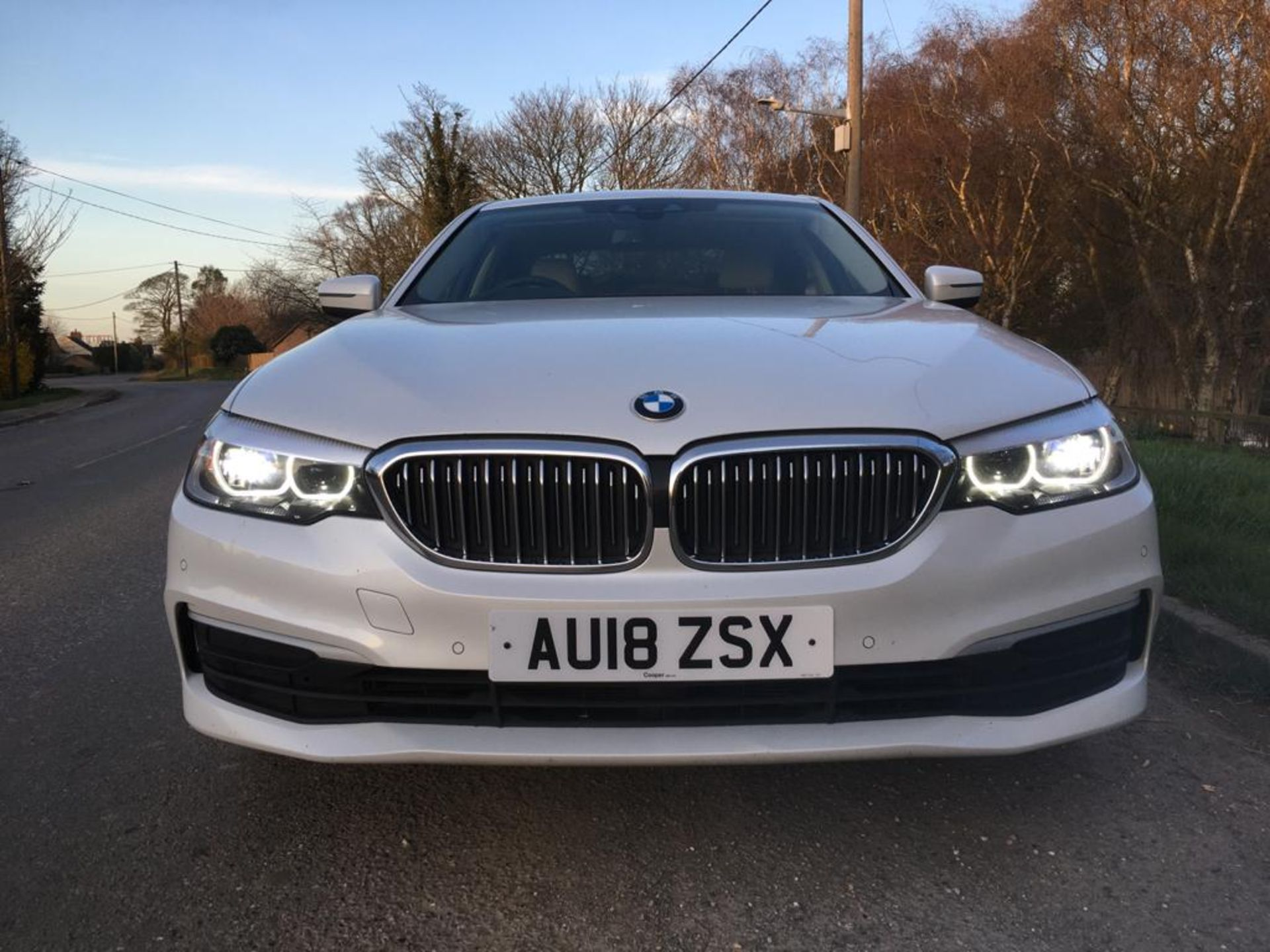 2018 BMW 530E 2.0 SE HYBIRD SALOON AUTOMATIC - Image 2 of 34
