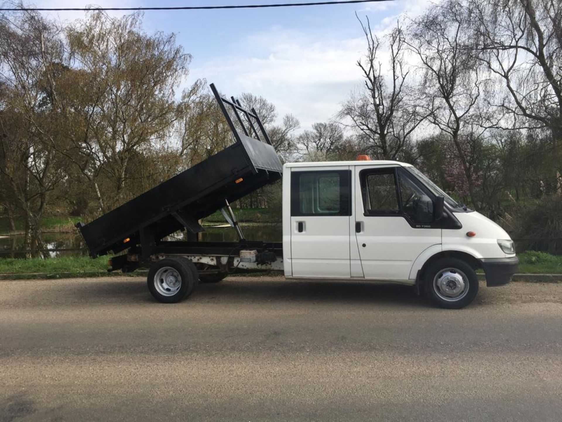 2006 FORD TRANSIT DOUBLE CAB TIPPER - Image 5 of 22