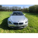 2004 BMW 645CI COUPE