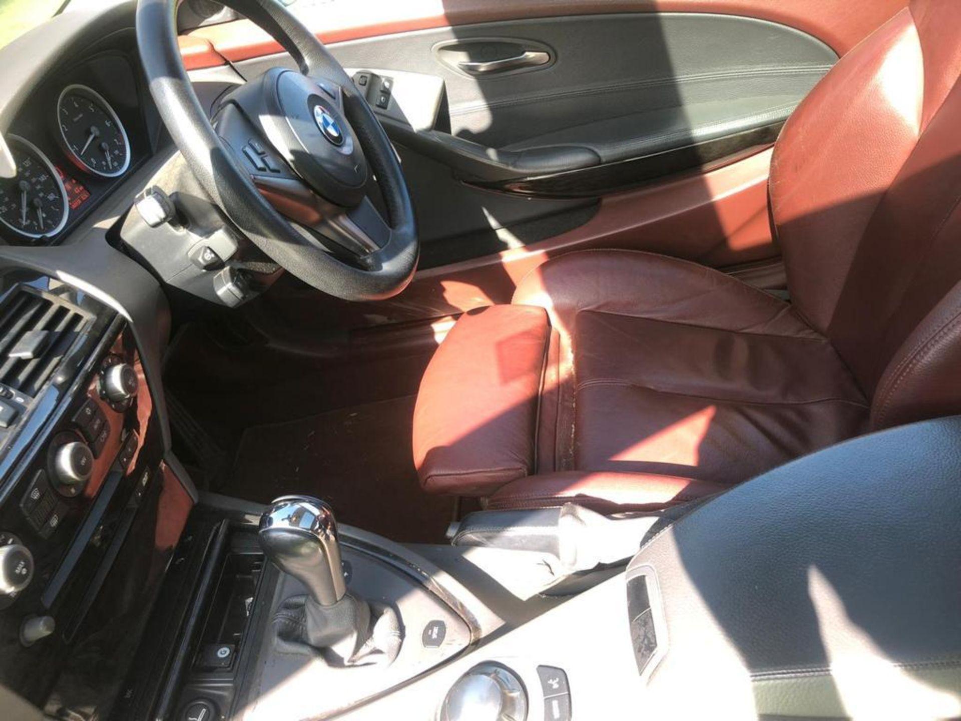 2004 BMW 645CI COUPE - Image 9 of 15