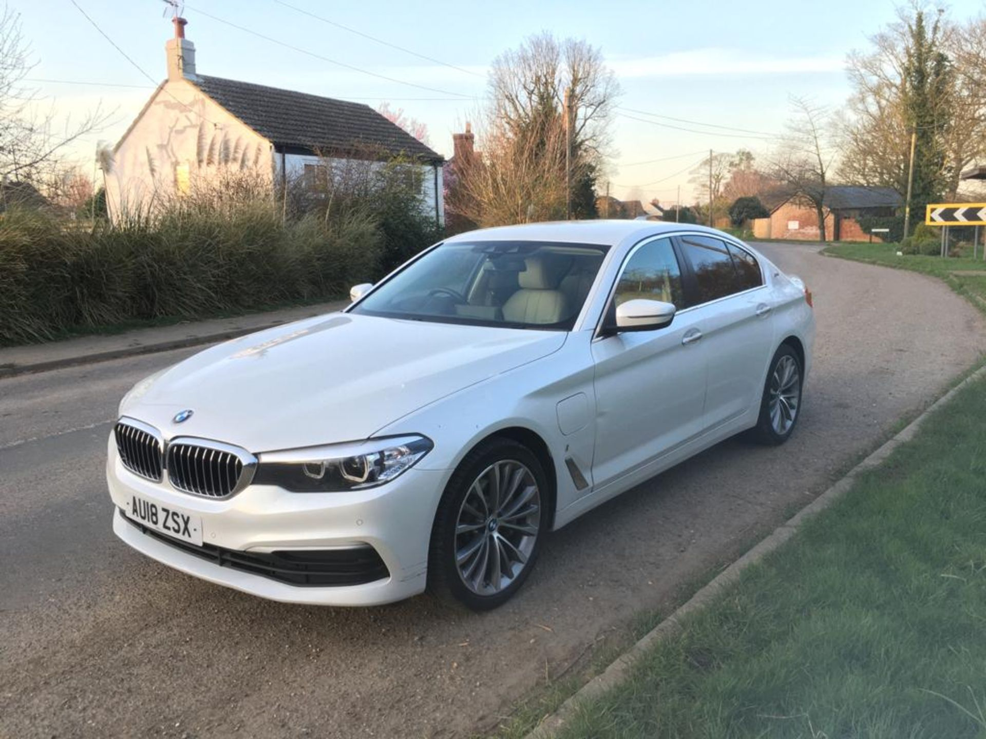 2018 BMW 530E 2.0 SE HYBIRD SALOON AUTOMATIC - Image 6 of 34