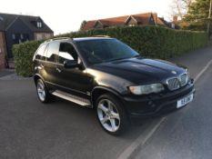2003 BMW X5 4.6IS AUTOMATIC