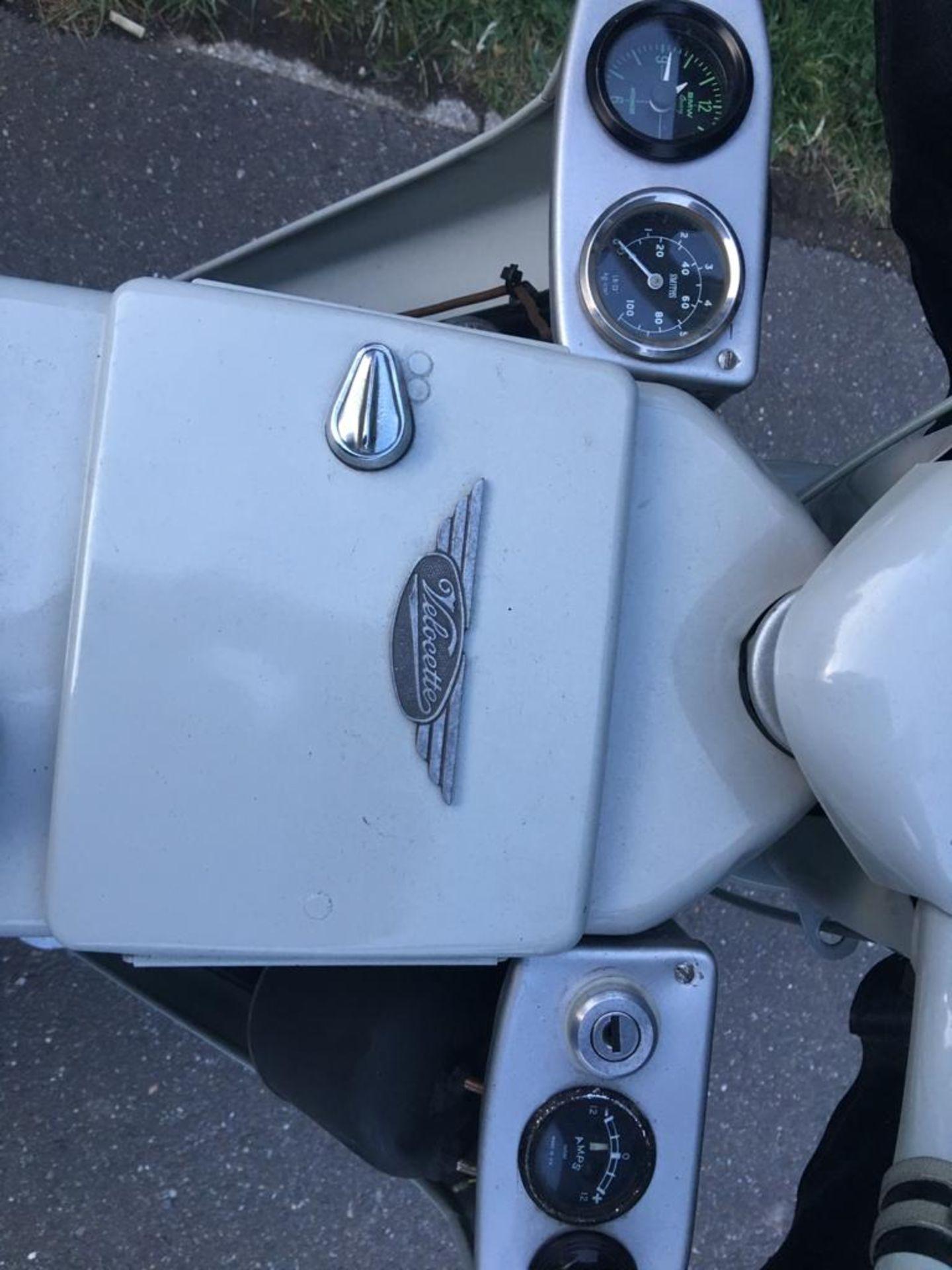 1966 VELOCETTE MOTOR BIKE - Image 8 of 13