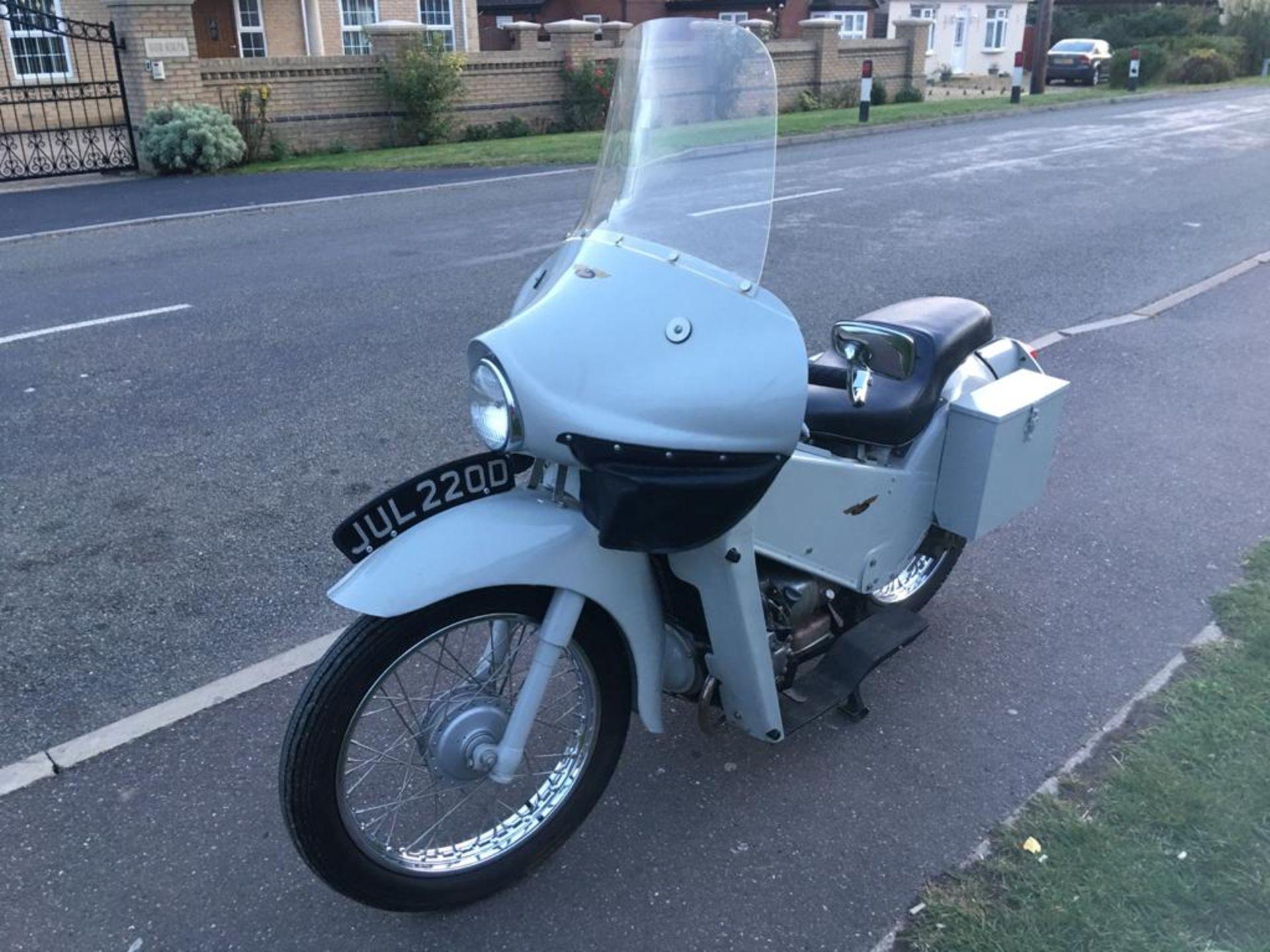 1966 VELOCETTE MOTOR BIKE - Image 3 of 13