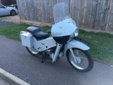 1966 VELOCETTE MOTOR BIKE