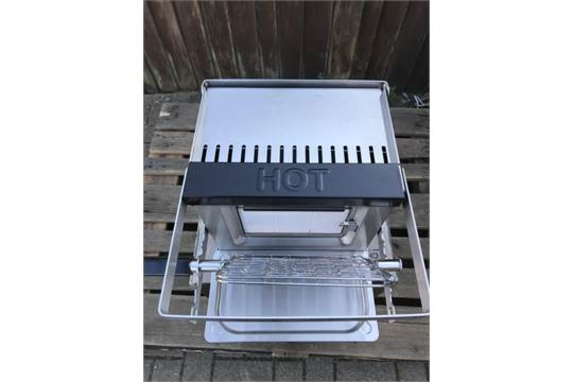 GOLD CHEF TWO 800C ROTISSERIE GRILL **BRAND NEW** - Image 3 of 5