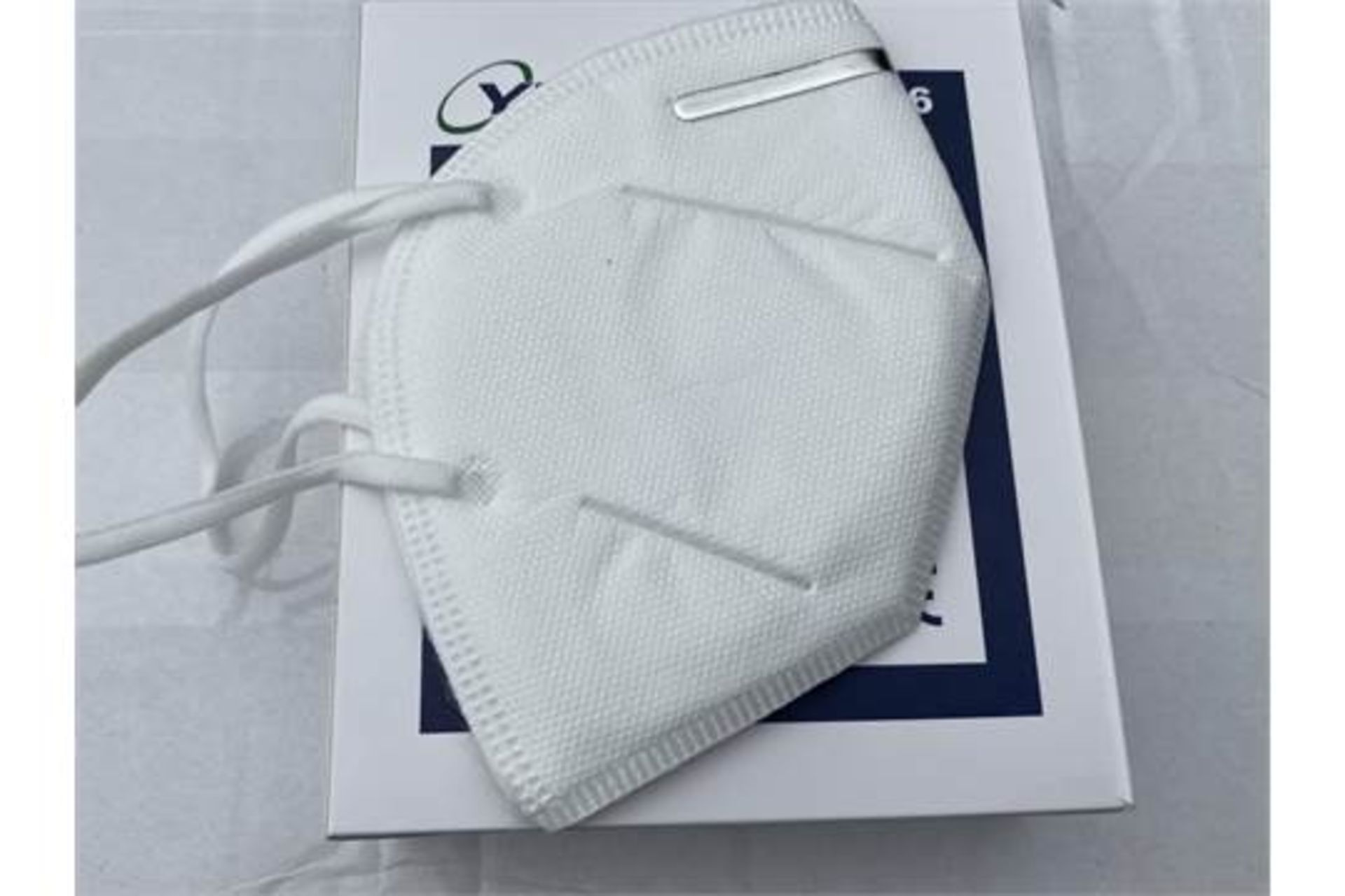 1,250X FFP2/KN95 FOLDING PROTECTIVE FACE MASK - Image 4 of 4