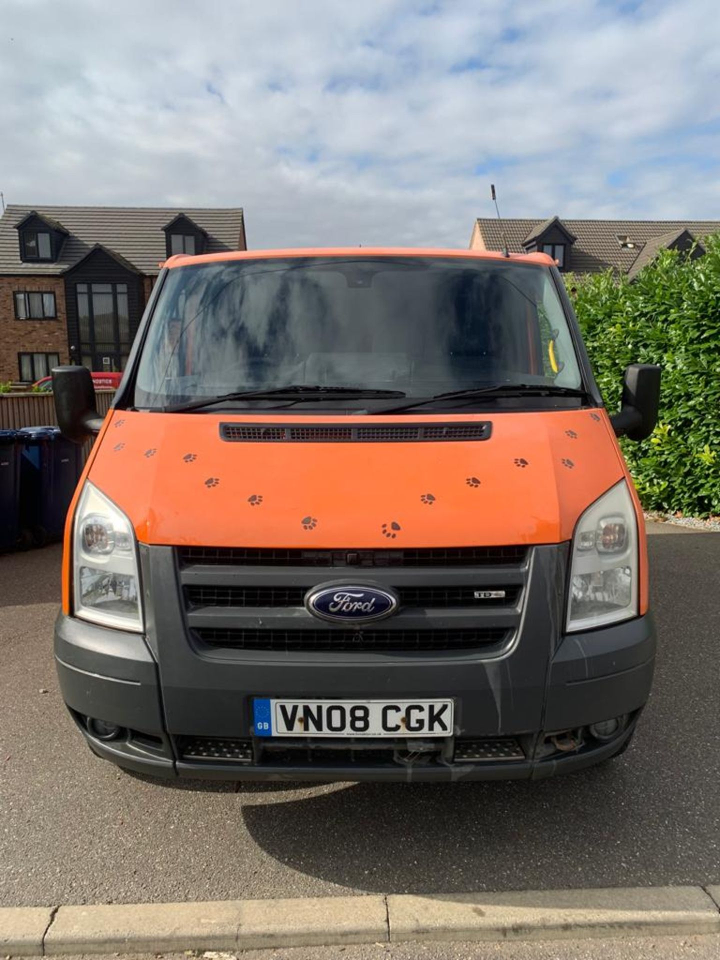 2008 FORD TRANSIT 100 T330S RWD - Image 2 of 18