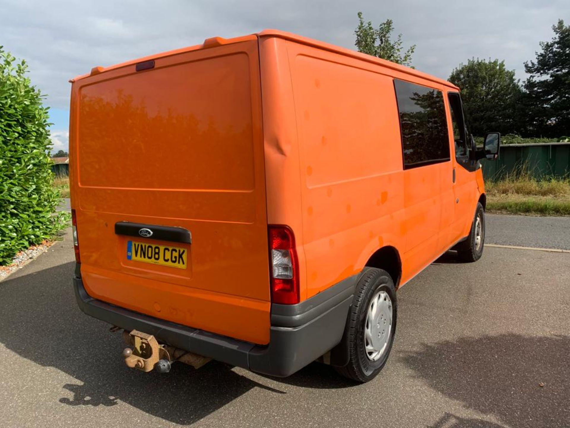 2008 FORD TRANSIT 100 T330S RWD - Image 6 of 18