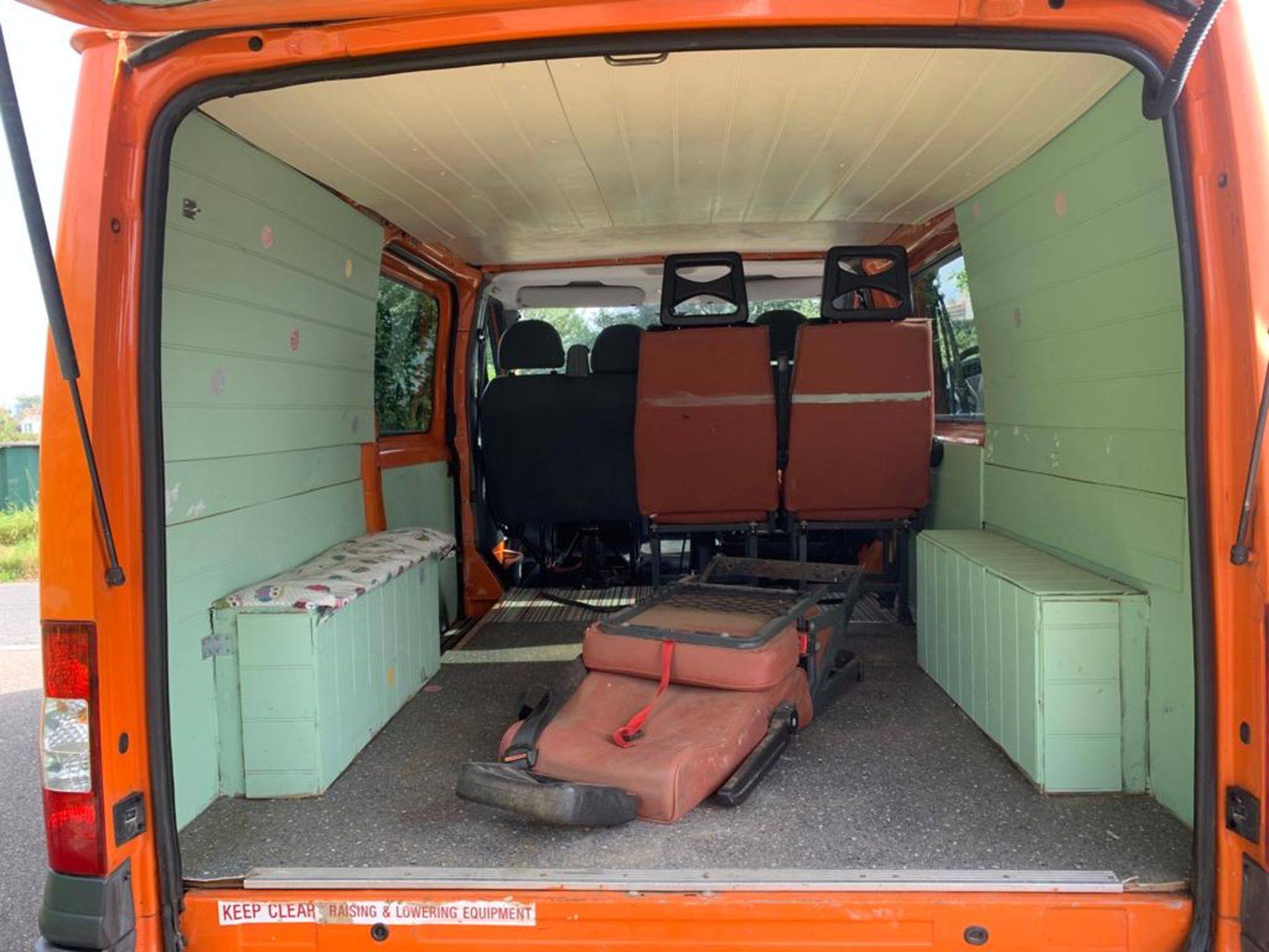 2008 FORD TRANSIT 100 T330S RWD - Image 9 of 18