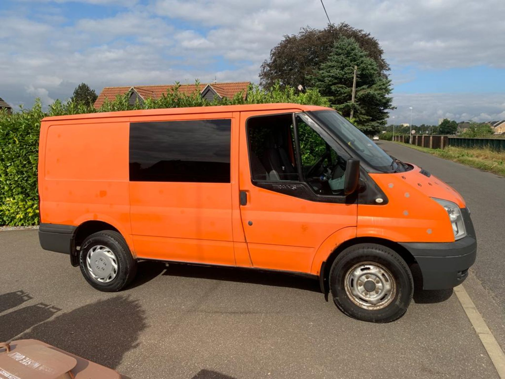 2008 FORD TRANSIT 100 T330S RWD - Image 7 of 18
