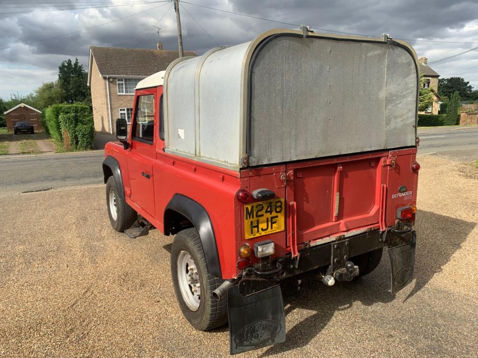 1994 LAND ROVER 90 DEFENDER TDI **ONE OWNER FROM NEW** - Image 4 of 17