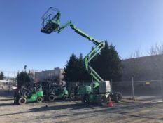 2012 Genie Z45/25J Articulating Boom Lift