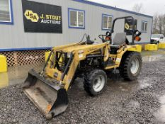 2005 Challenger MT255B 4x4 Utility Tractor