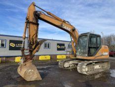 Case CX130B Hydraulic Excavator