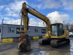 Komatsu PC120 Hydraulic Excavator