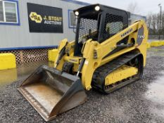 2015 Yanmar T210 Compact Track Loader