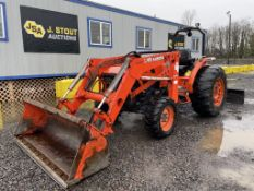 Kubota L48 Utility Tractor
