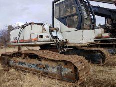 1999 Link-Belt 3400 Quantum Hydraulic Excavator