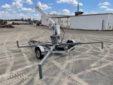 Auto Crane Towable Crane