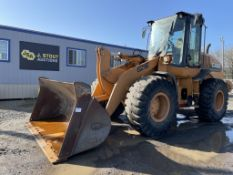 Case 621E Wheel Loader