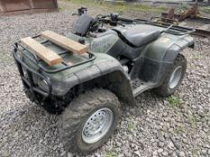 2002 Honda Rancher ES 4x4 ATV