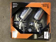 2021 Pneumatic Spray Gun Kit