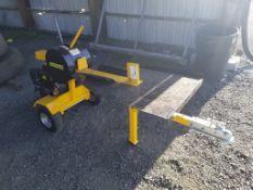 Pow R Kraft Log Splitter