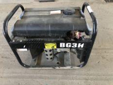 Ingersoll Rand BG3H Generator