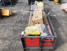 2021 Agrotk ATK-B1000 Two Post Auto Lift