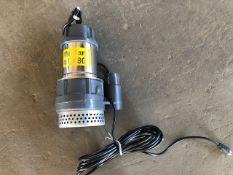 2021 MMustang MP4800 Submersible Pump