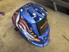 2021 Auto Darkening Welding Helmet