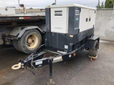 2013 Atlas Copco QAS45 Towable Generator