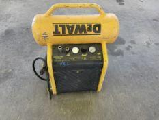 DeWalt Air Compressor