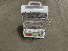 Dayton 3VU31B Electric Heater
