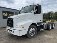 2012 Volvo T/A Truck Tractor