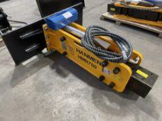 2021 HMB750 Hydraulic Drop Hammer