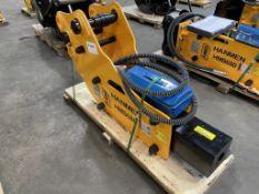 2021 HMB680 Hydraulic Drop Hammer