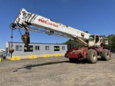 FMC/Link-Belt HSP-8040 Rough Terrain Crane