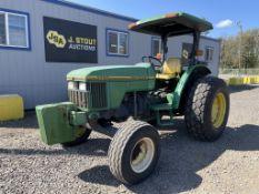 1994 John Deere 5200 Utility Tractor