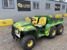 John Deere Gator 6x4 Utility Cart