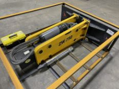 2021 Wolverine ZW-750 Hydraulic Breaker