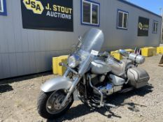 2007 Suzuki VL1500 Motorcycle