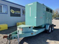 1999 Onan DGEA-3382894 Towable Generator