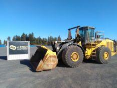 John Deere 844K Wheel Loader